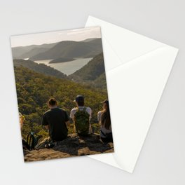 Looking toward Berowra Creek from Muogamarra Nature Reserve, Sydney Stationery Cards