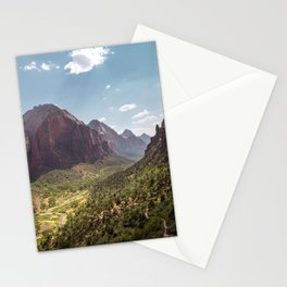 Never Ending - Zion National Park Stationery Cards