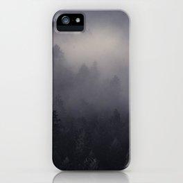 Eagle Mist iPhone Case