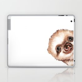 Sneaky Baby Sloth Laptop & iPad Skin