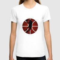 lakers T-shirts featuring SLAM DUNK - JORDAN by alexa