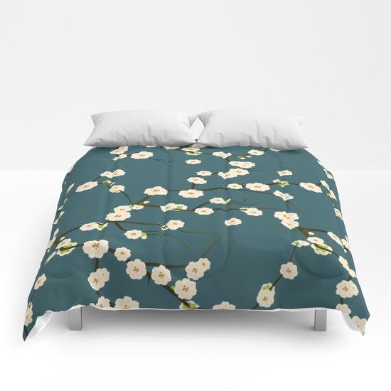 fleuri 4 Comforters