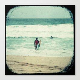 SURF #3 Canvas Print