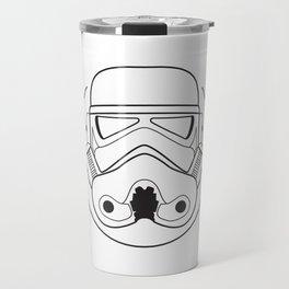 Stormtrooper from Galactic Empire. Travel Mug