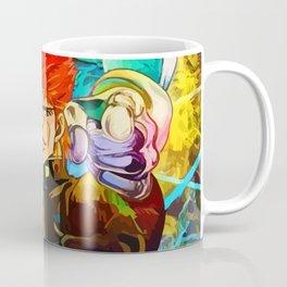 Green Crusader Coffee Mug
