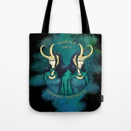 Burdened With Glorious Queerness 2 Tote Bag
