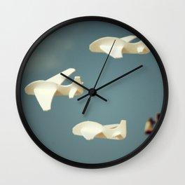 Avioncitos//Little planes Wall Clock