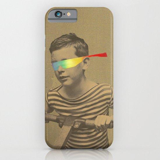 Occhiali cromodimensionali iPhone & iPod Case