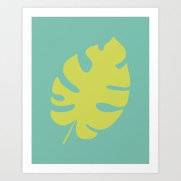 Botanical #3 Art Print