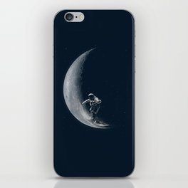 Science is not boring iPhone Skin