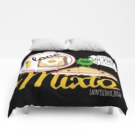 I LOVE MIXTO Comforters