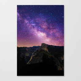The Perfect Sky (Color) Canvas Print
