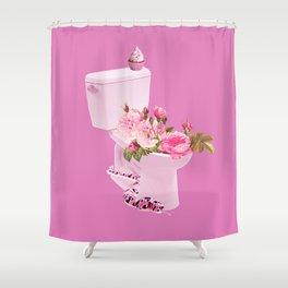 Kotobourtheko Shower Curtain