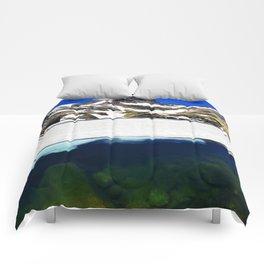 Blue Lake - Indian Peaks Comforters