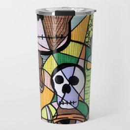 Skulls&Buddha 56 Travel Mug