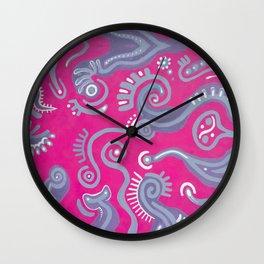 Movimiento Intimo Wall Clock