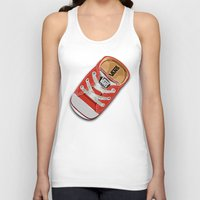 vans Tank Tops featuring Cute red Vans all star baby shoes apple iPhone 4 4s 5 5s 5c, ipod, ipad, pillow case and tshirt by Three Second