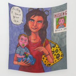C'mon Billy Wall Tapestry