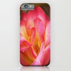 Flower Web iPhone 6s Slim Case