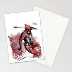 The Merc with the Mouth.  Stationery Cards