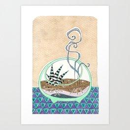 Terrarium VII Art Print