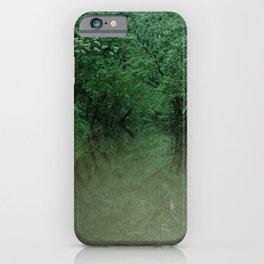 Missouri floods iPhone Case