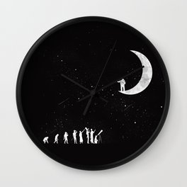 Progress Wall Clock