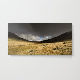 High in the Fells Metal Print