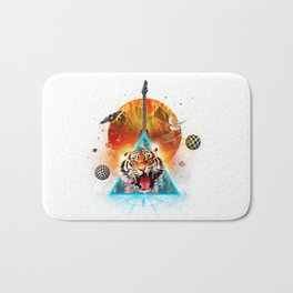 ERR-OR: Tiger Connection Bath Mat