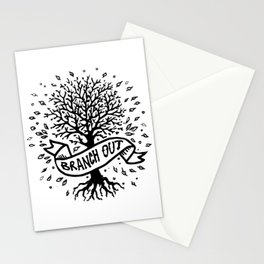 Branch Out Stationery Cards