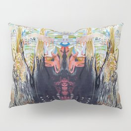 Life Wells Up in the Bayou Pillow Sham