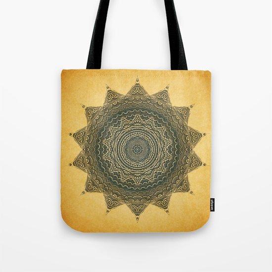 Sun Symbol Tote Bag