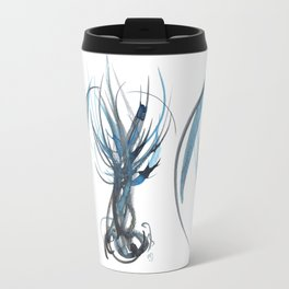 Cerulean Tree Travel Mug