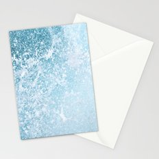 Wave power Stationery Cards