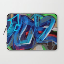 """""""B is for Bam!"""" Laptop Sleeve"""