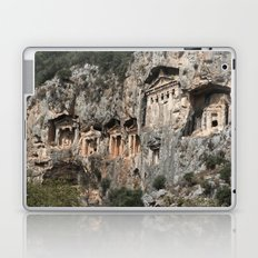 Dalyan Rock Tombs Laptop & iPad Skin