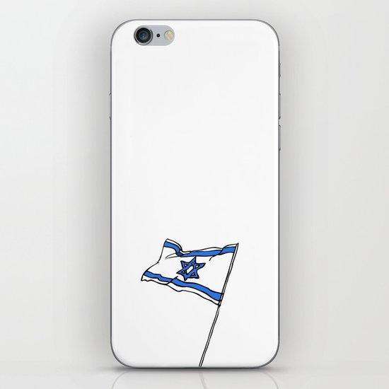 Israeli Flag iPhone & iPod Skin