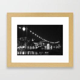 Lake Merritt, Oakland Framed Art Print