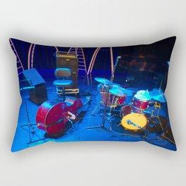 Instruments Rectangular Pillow
