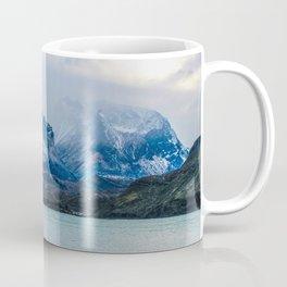 Los Cuernos II | Torres del Paine National Park, Patagonia Coffee Mug