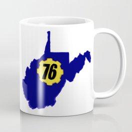 Blue & Gold 76 Coffee Mug