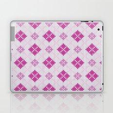 knit argyle Laptop & iPad Skin