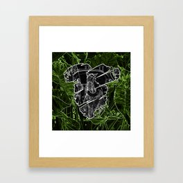 Sevillas V3 V All Over Print Shirts Framed Art Print