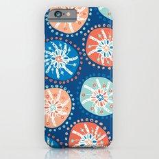 Flower Puffs iPhone 6s Slim Case
