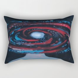Galaxy Portrait 1 Rectangular Pillow