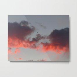 Summer Sunset #2 Metal Print