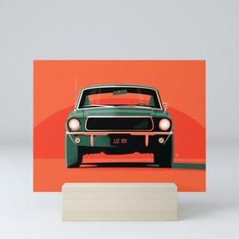 Bullitt Mini Art Print