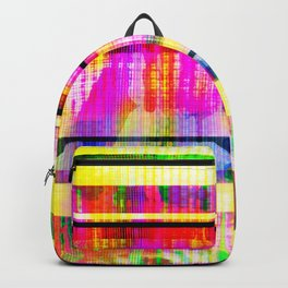 Databending #2 (Hidden Messages) Backpack