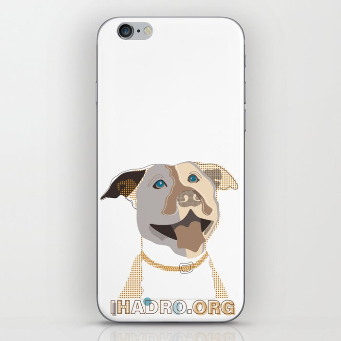 IHADRO.org iPhone Skin