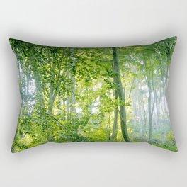 MM - Sunny forest Rectangular Pillow